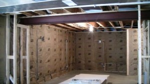 Insulate Finished Basement