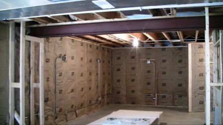 Insulate Finished Basement & Insulating Your Finished Basement Project - Armchair Builder :: Blog ...