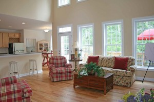 Photo by Daniel Rothamel & Add Living Space to Your Home: Converting Two Story Rooms - Armchair ...