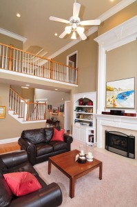 Add living space to your home converting two story rooms for 2 story foyer conversion