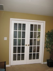 How Much to Enclose My Living Room with French Doors? - Armchair ...