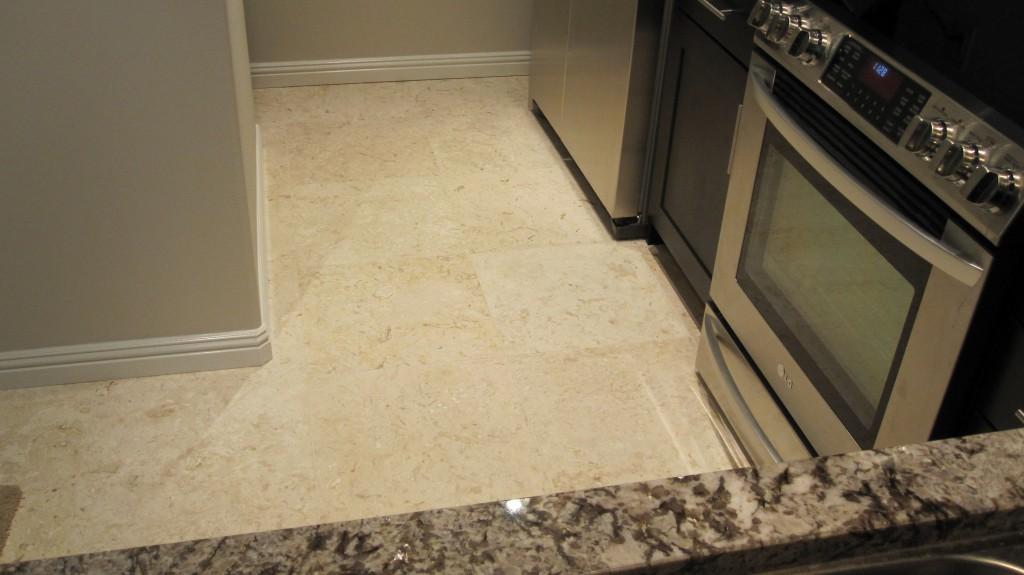 Limestone Tile, 18x18