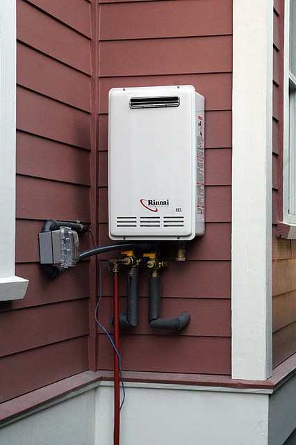 Tankless Water Heaters Can Be Bad In Disasters Armchair