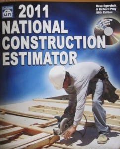 Estimating Cost to Build a House
