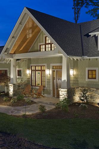 Inspiring dream homes for owner builders armchair for Dream builders homes