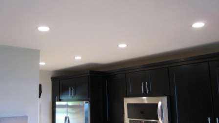 Recessed Can Lights 4""