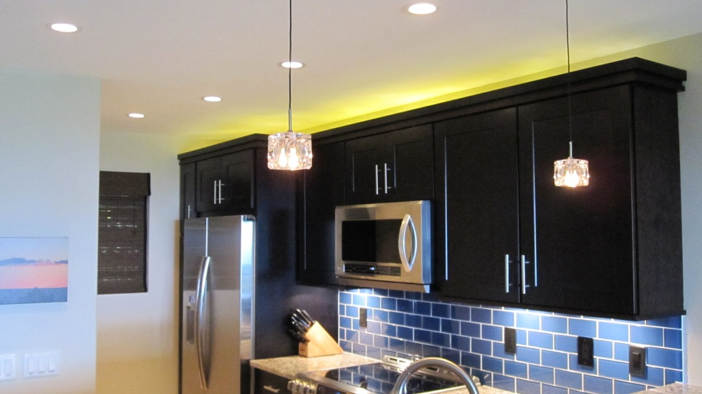 Kitchen lighting design armchair builder blog for Armchair builder