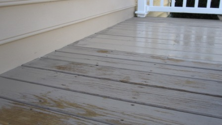 Restore A Deck To Provide New Look For Under Hundred Bucks