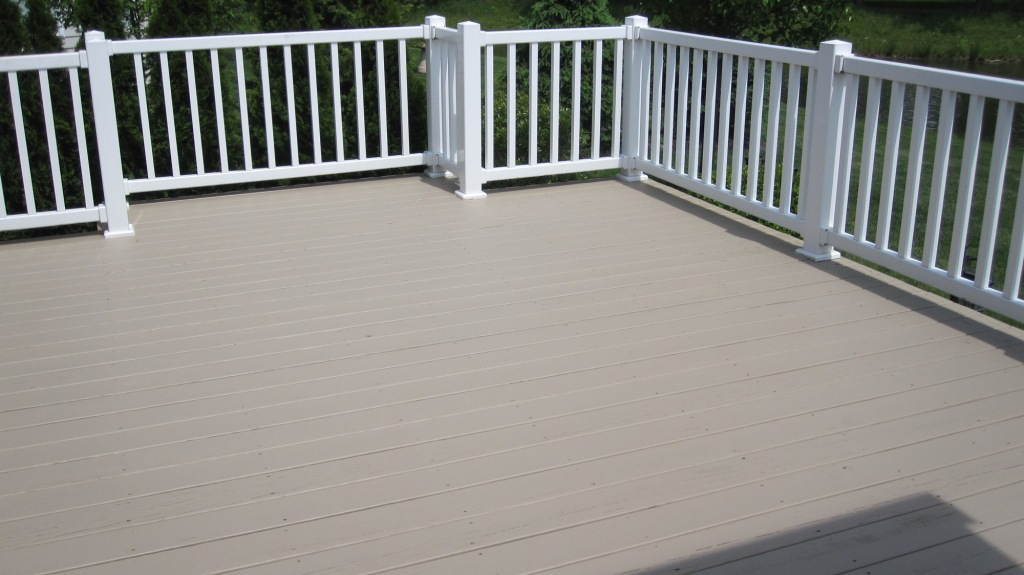 Restore A Deck To Provide A New Look For Under A Hundred