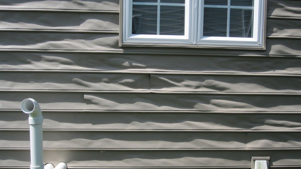 Siding Melting