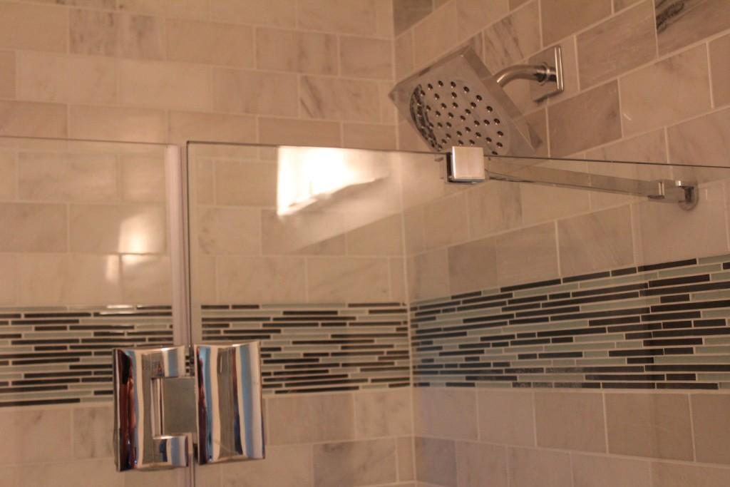 Installing a Frameless Tub Shower Enclosure for Under $500- Armchair ...