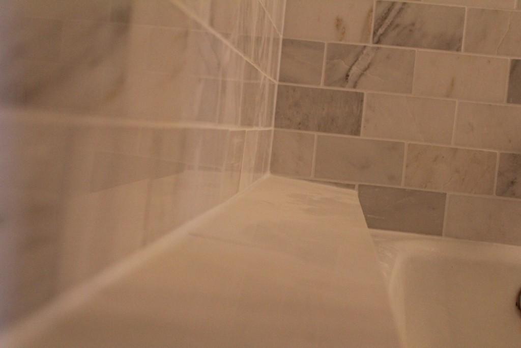 Shower Ledge Remnant Stone Slab