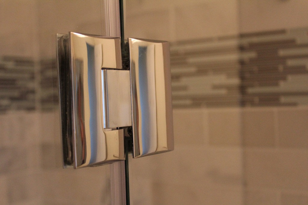 A frameless shower enclosure for under $500? Yes, it can be done ...