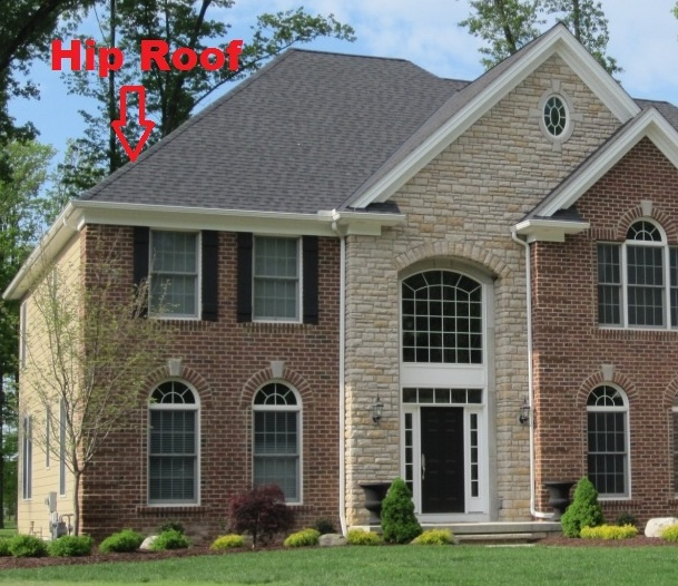 Hip Roof Design...The definition and pros and cons for your new home- Armchair Builder :: Blog ...