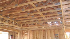 Roof Trusses vs. Rafters