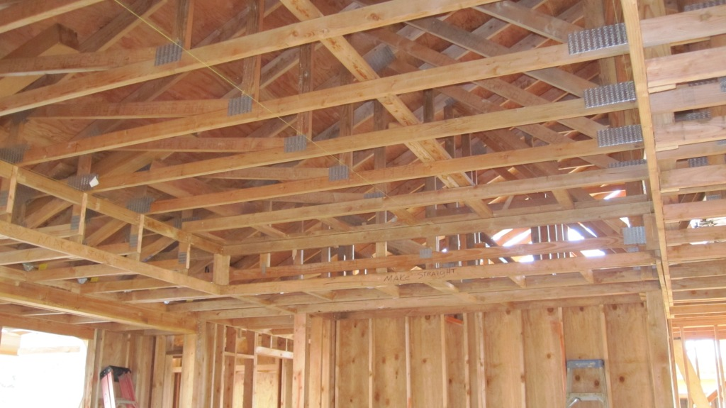 Rafters Vs Roof Trusses Which Is Best For Your New Home
