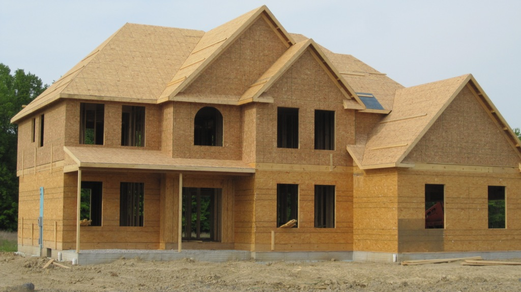 Building Permit for a Home