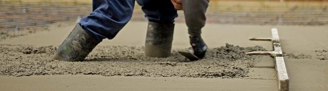 Basement Concrete Slab Pour