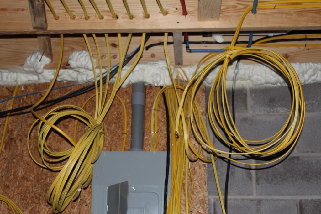 Enjoyable How To Install Electrical Wiring In New House Wiring Diagram Data Wiring Digital Resources Bemuashebarightsorg