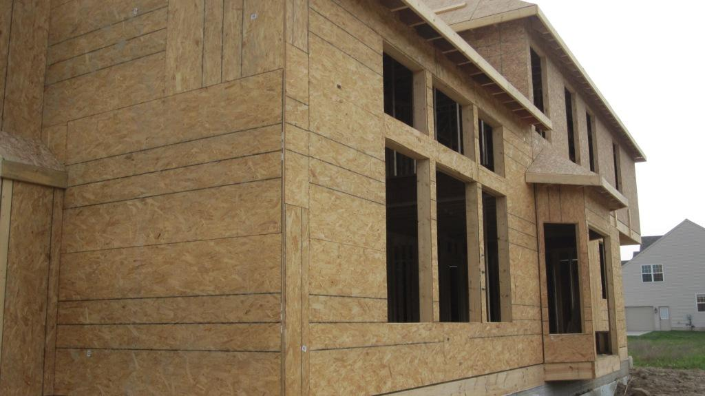 Building material prices are increasing at a fast pace for Roof sheathing material