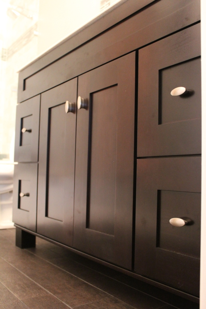 Repair a Water Damaged Vanity Cabinet - Armchair Builder :: Blog :: Build, renovate, & repair ...
