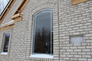 Install Masonry And Siding Step 41 In Our How To Build A