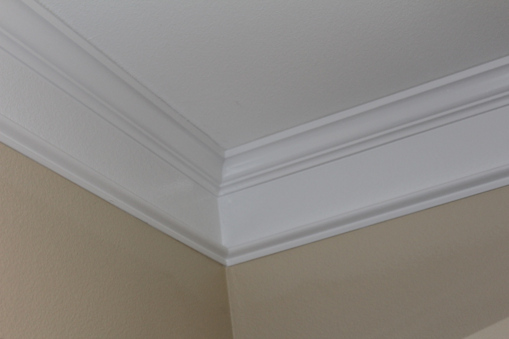 Detail of Crown Molding