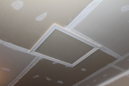 Drywall Attic Access Panel