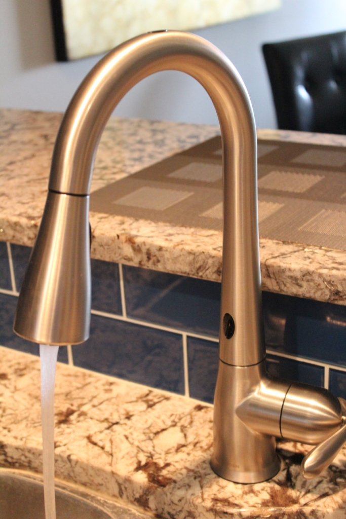 Hands Free Faucet for Kitchen