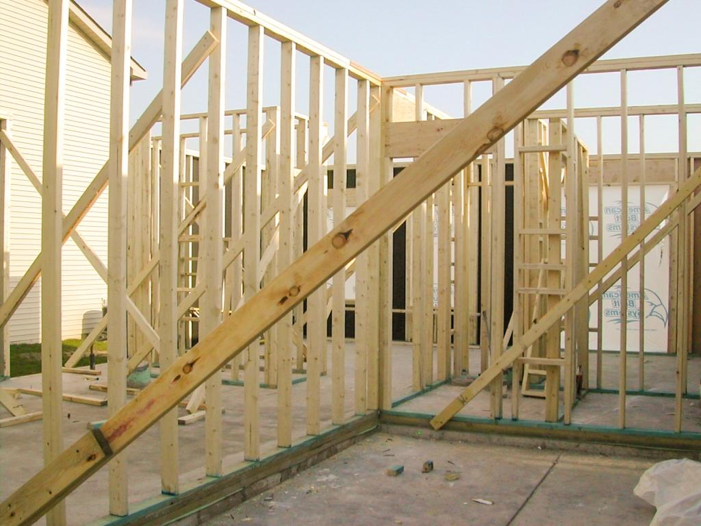 Wall assembly calculator armchair builder blog for Build new house calculator