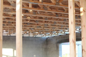 Open Web Floor Trusses